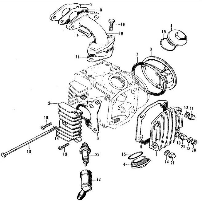 [DIAGRAM] Honda Z50a Z50r Service Repair Manual 1974 1999