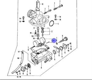 Carburetor Float Set