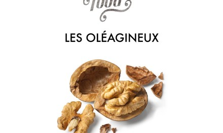 "Série Healthy Food ""Les oléagineux"""