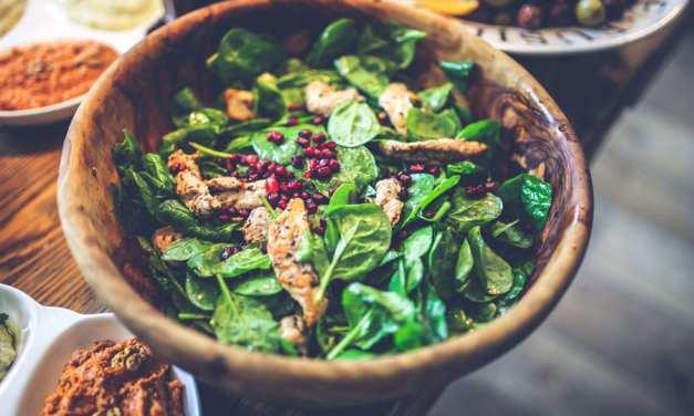 À quoi ressemble une vraie salade healthy ?