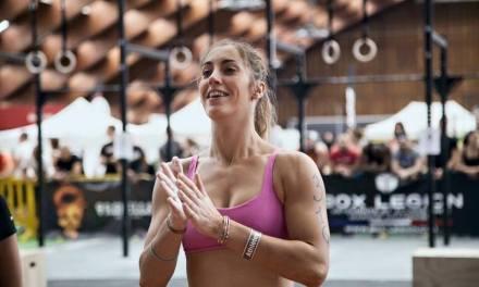 Rencontre avec Jessica Vetter, coach et athlète Crossfit