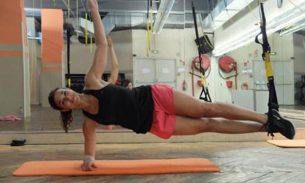 7 exercices pour se mettre au TRX