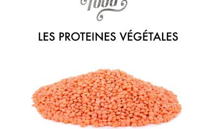 "Série Healthy Food ""Les protéines végétales"""