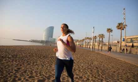 Training dans le sable: 5 raisons d'essayer