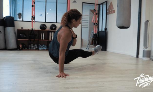 5 exercices pour se mettre au Crawling