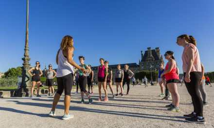 Sweat & Share : du Training 100% solidaire