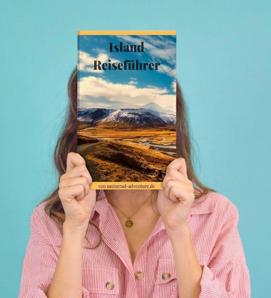 Island Reiseführer Broschüre