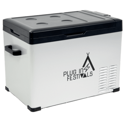 Kühlbox von Plug In Festivals