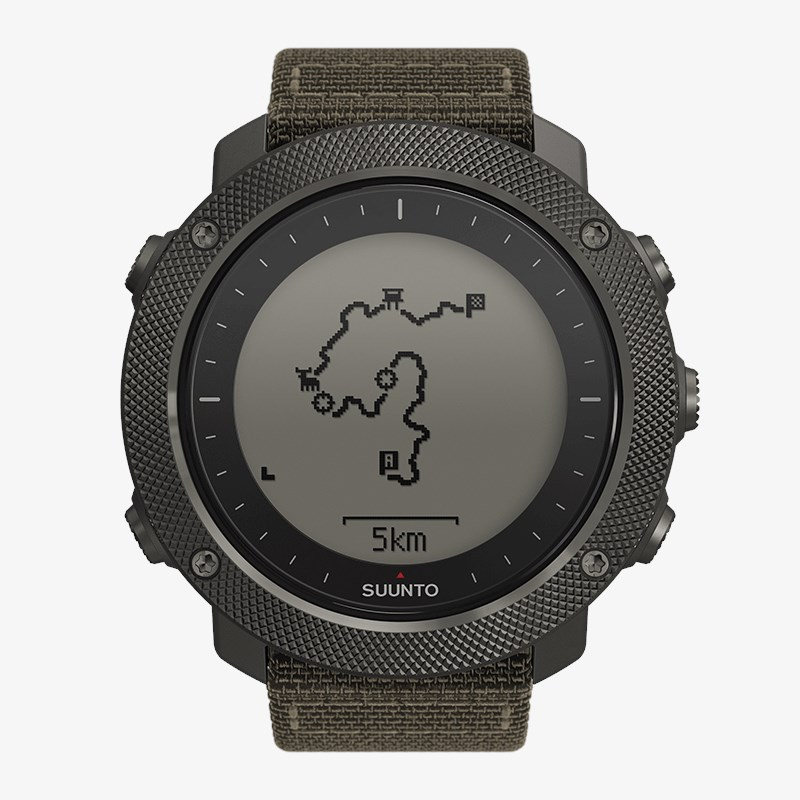 Suunto Traverse Alpha GPS Uhr