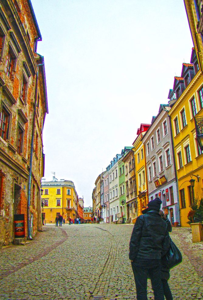 1 Lublin Old Town