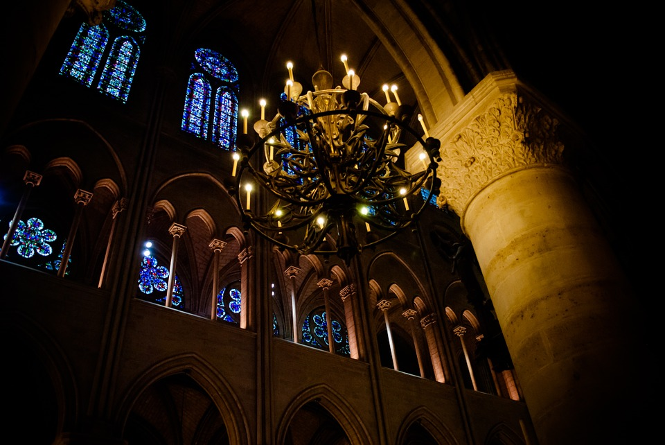 Liczy się tylko pierwsze wrażenie? Katedra Notre Dame