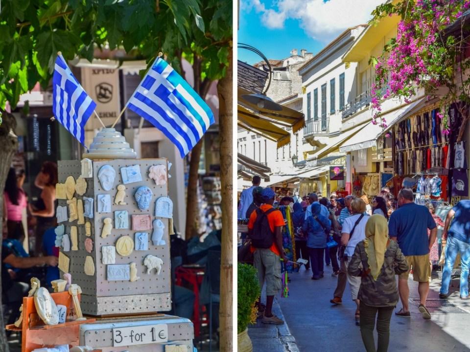 Plaka Ateny