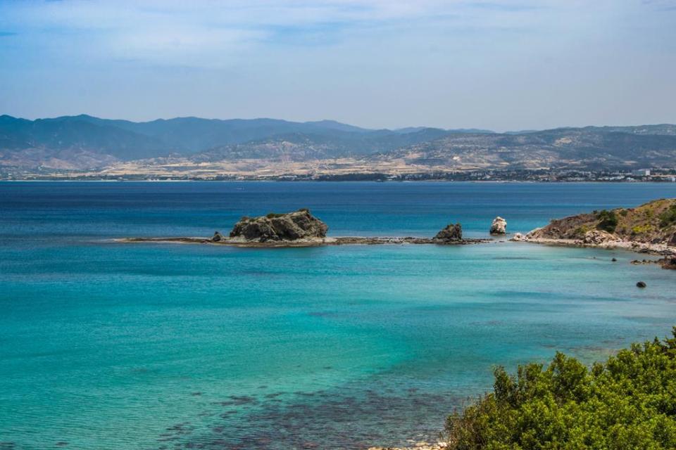 Półwysep Akamas Cypr