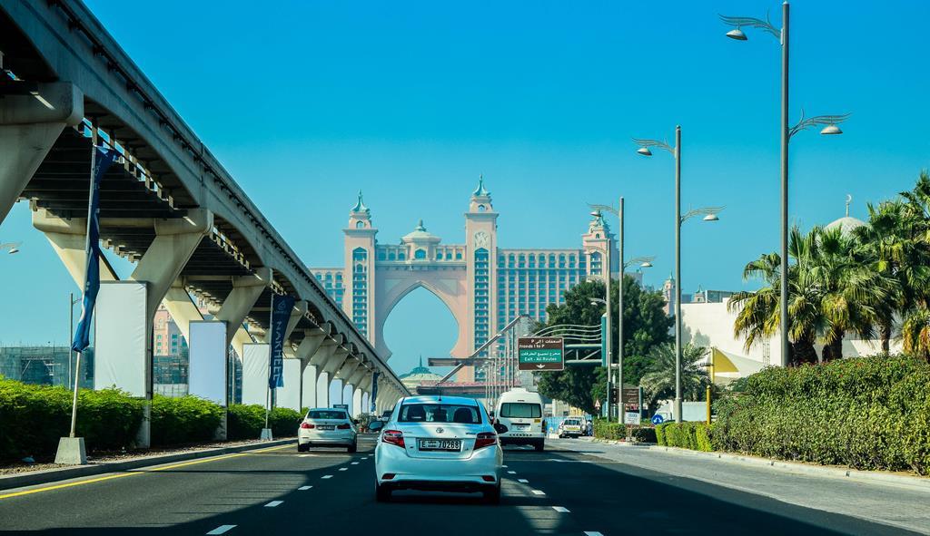 palm jumeirah zwiedzanie