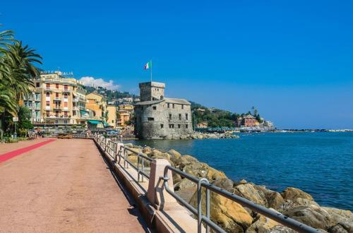 Rapallo zwiedzanie