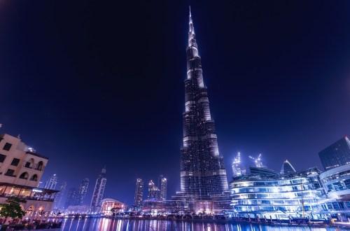 Dubaj atrakcje turystyczne