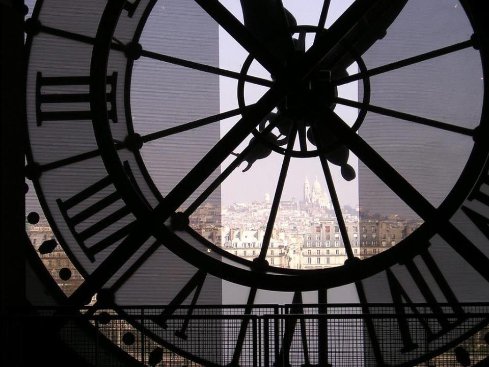 Paryż plan zwiedzania