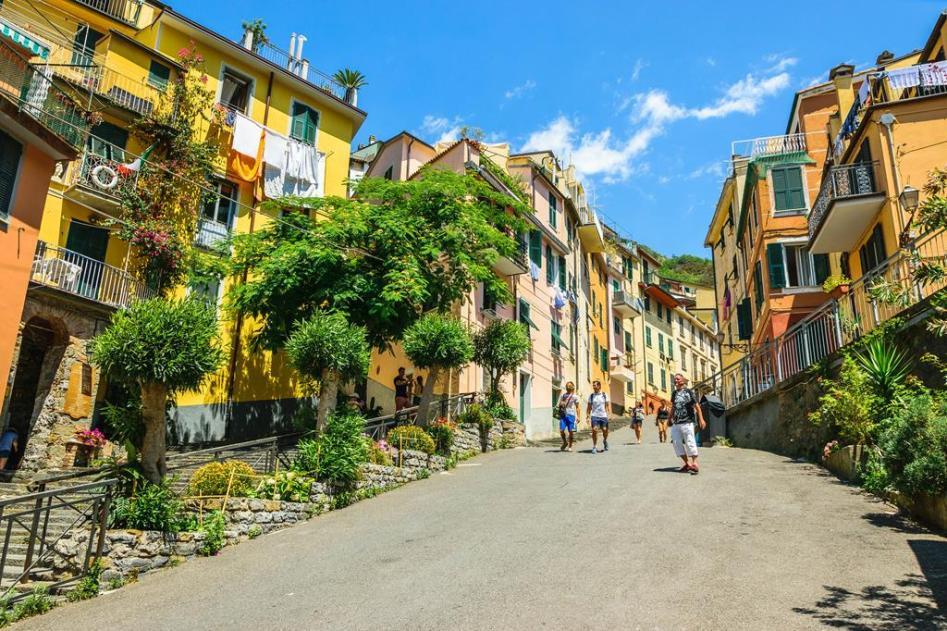 Atrakcje Riomaggiore