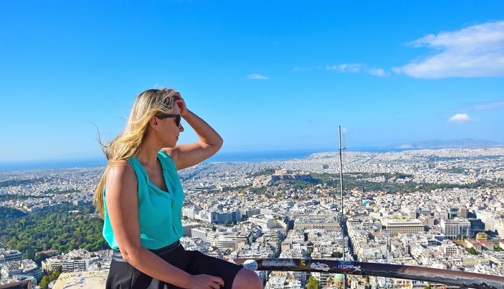 Ateny zwiedzanie