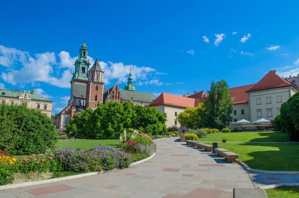 Kraków atrakcje