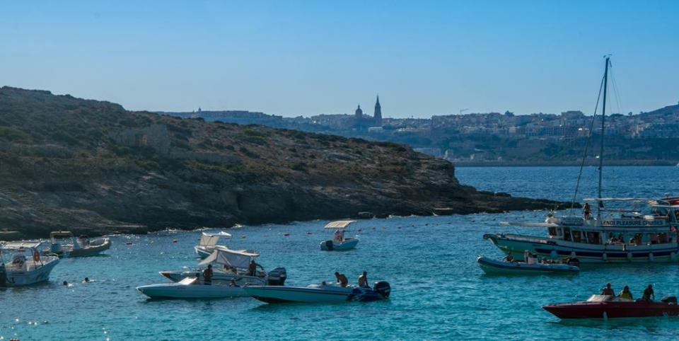 Comino Malta