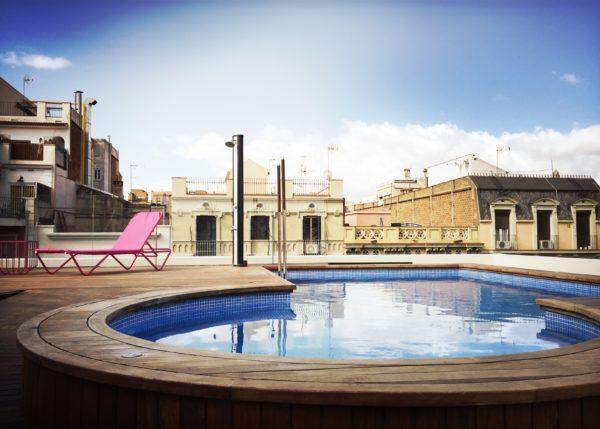 Hotel Axel Gay Friendly barcelona