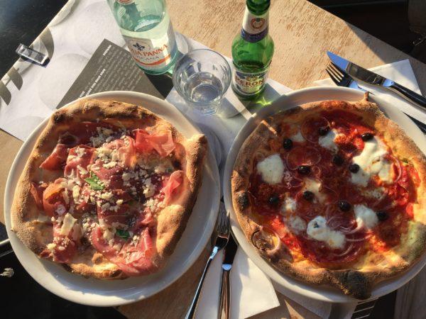Beste pizza van Amsterdam