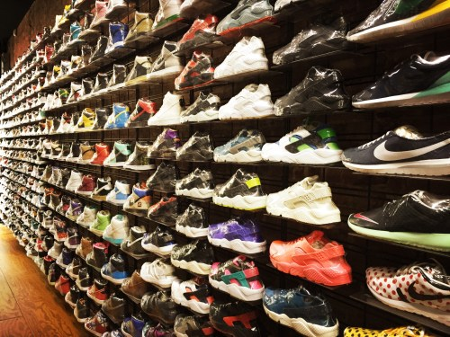 Best Sneakershops Nyc