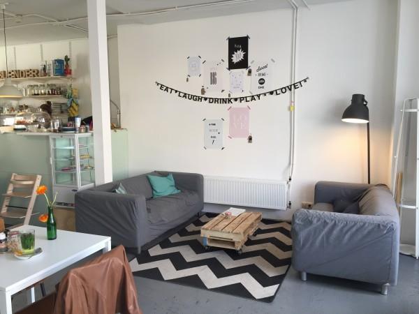 Blender Amsterdam kindvriendelijke hotspot