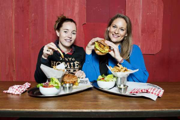 Smokin' Barrells, burger, amsterdam, beukenplein, winnaar, hamburger, lot, rebecca, 07-12-2015
