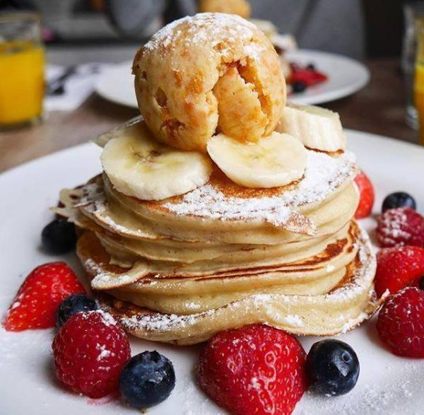 The Breakfastclub Haarlemmerplein amsterdam ontbijt hotspots