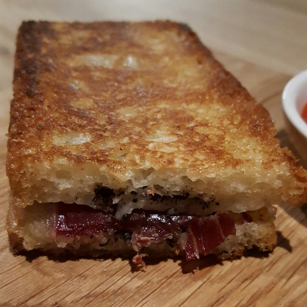 Beste Tosti Amsterdam The Uptown Meatclub