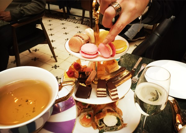 Beste High Tea Amsterdam Duchess