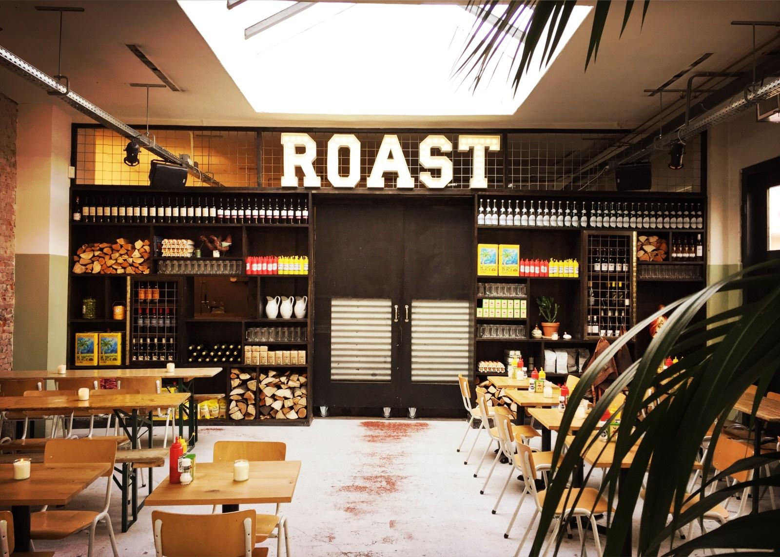 Roast Chicken Bar & Egg Store