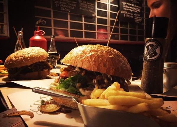 Best Burgers CapeTown