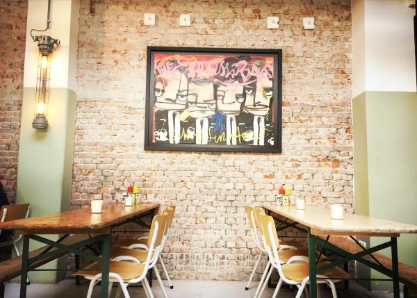 Roast Chicken Bar & Egg Store Haarlem