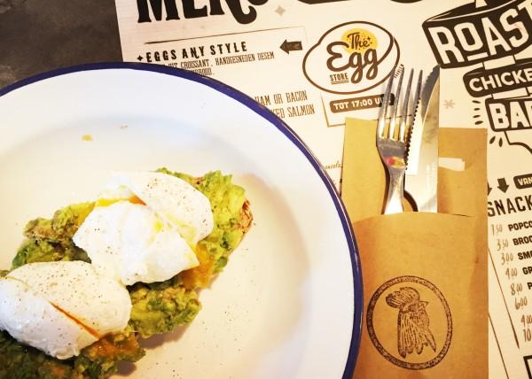 The Egg Bar Haarlem Roast