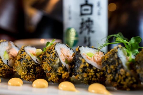 Umami sushi cocktail hotspot Antwerpen