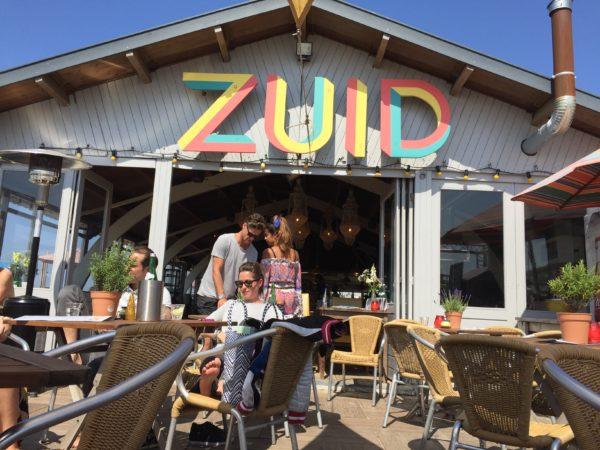 Zuid Strandpaviljoen Den Haag