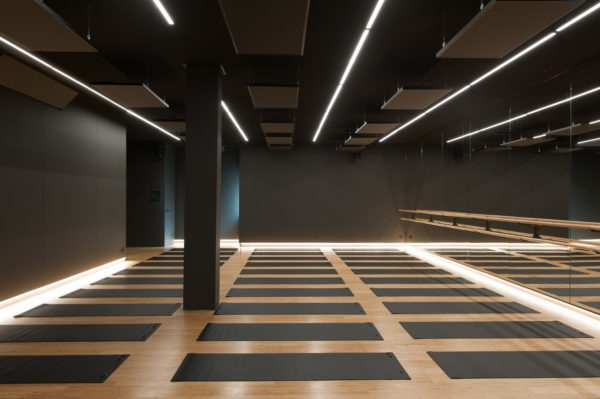 Equal hot power yoga studio