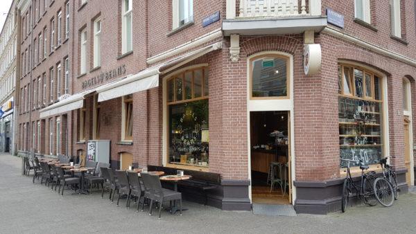 terras zon wibautstraat