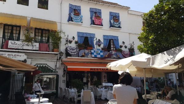 Old Town Marbella best restuarants