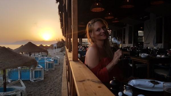 Casanis a la plage
