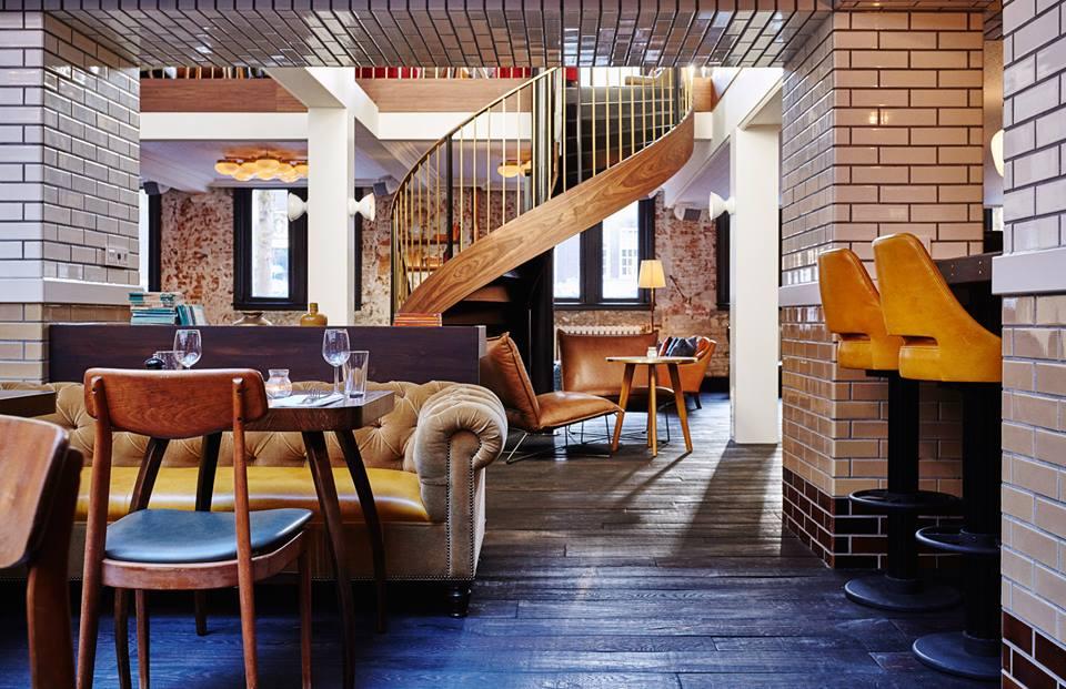 De hipste restaurants van Amsterdam