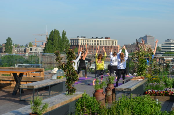 de beste rooftops van amsterdam
