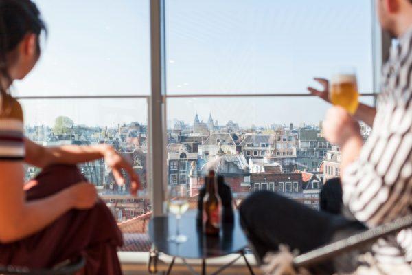 De beste rooftops amsterdam
