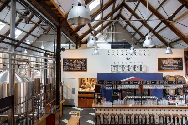 Brouwerij Troost opent in Amsterdam Oost