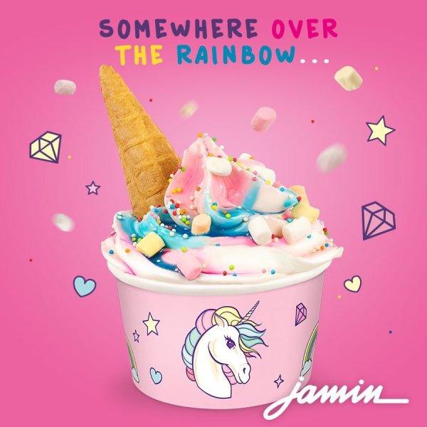 De mooiste ijsjes voor Instagram