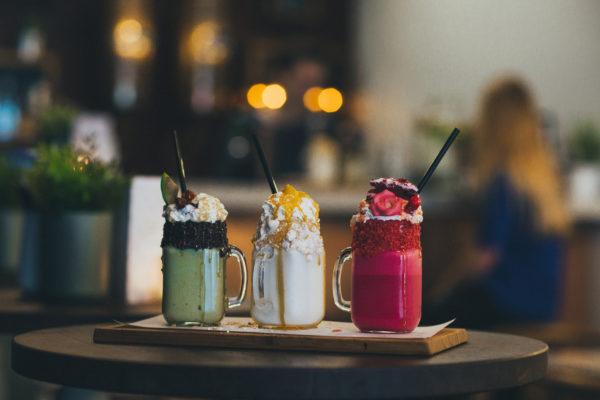 5 coolste freakshakes van Amsterdam