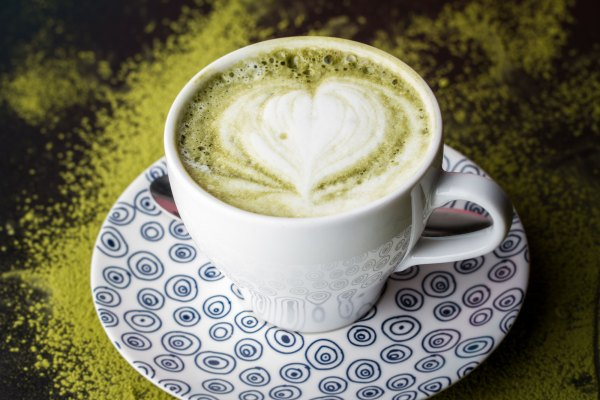 green matcha energy